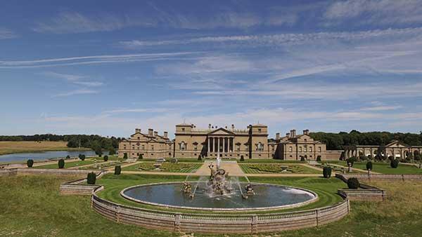 Holkham Hall and estate