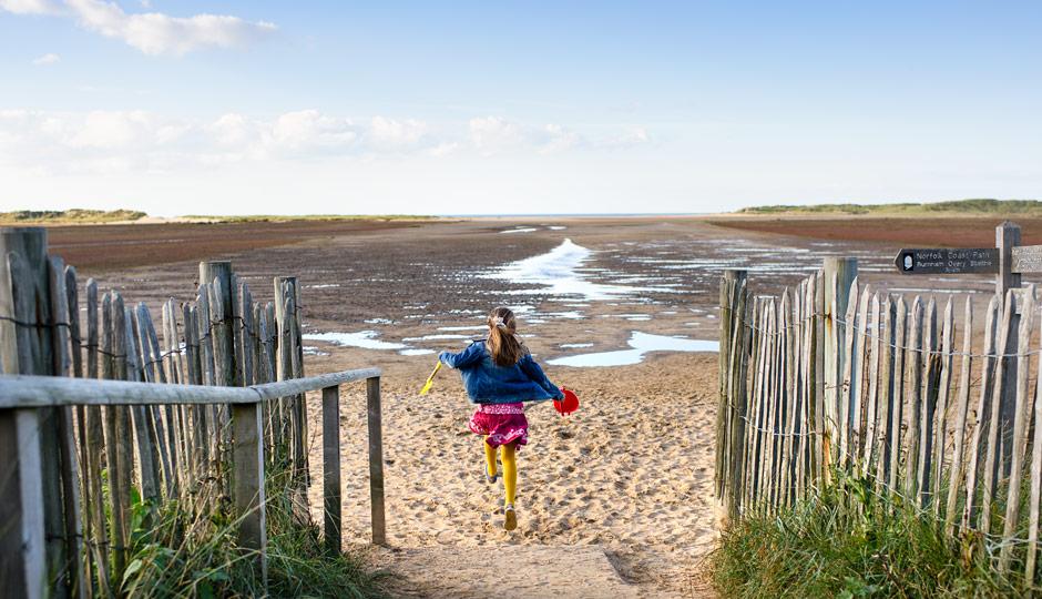 Wells-next the Sea & Holkham Bay Beach